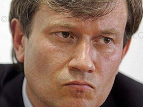 Григорий Грабовой - мошенник нашего времени