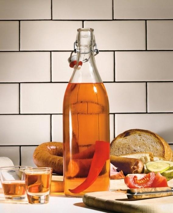 Как пить водку с перцем