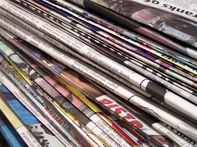 Что делать со старыми, ненужными газетами и журналами
