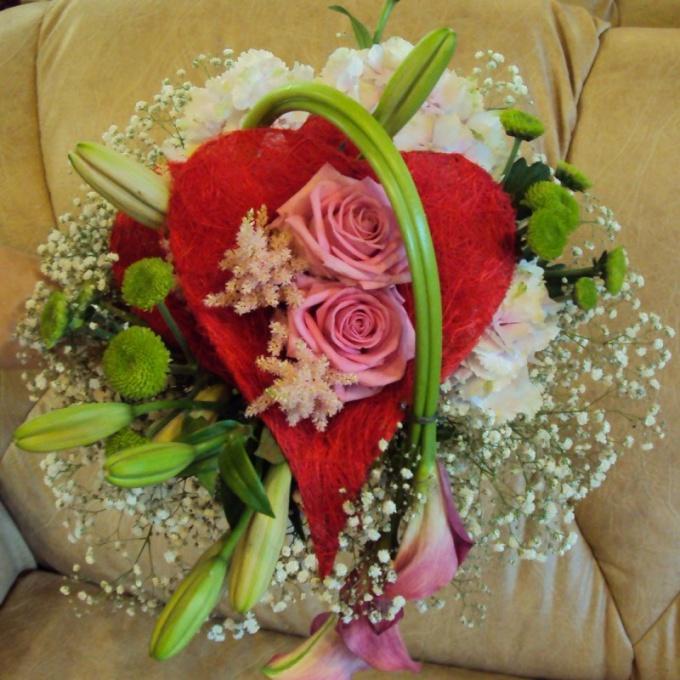 Какие цветы можно дарить в День Святого Валентина
