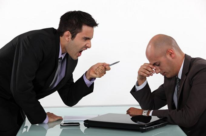 Как довести начальника до нервного срыва