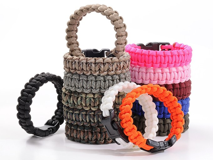 Что такое паракордовый браслет и для чего он нужен
