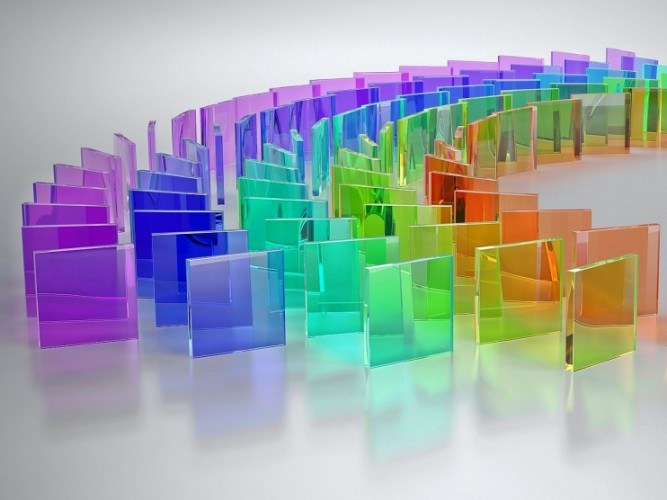 Из чего делают стекло