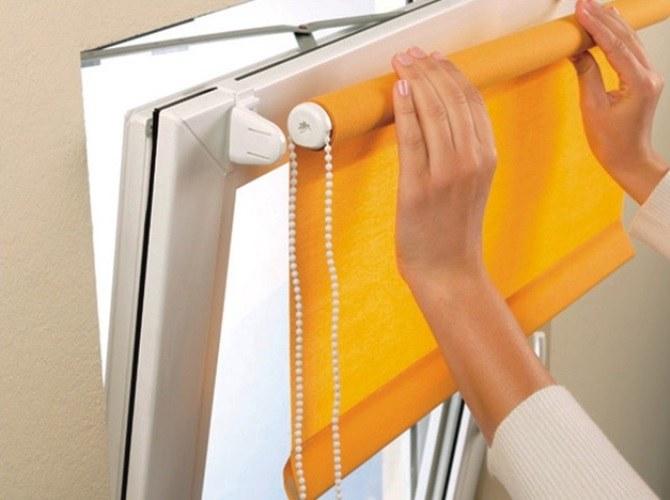 Защита квартиры от солнца