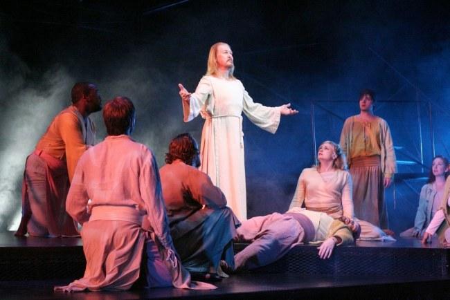 Мюзикл «Иисус Христос – суперзвезда»