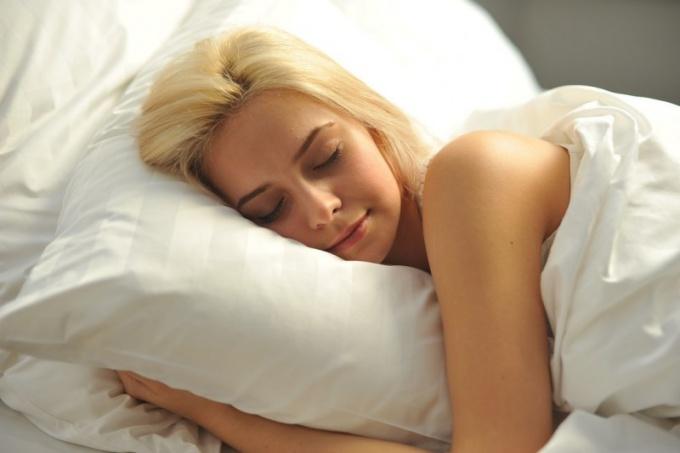 Why sweaty when I Wake up