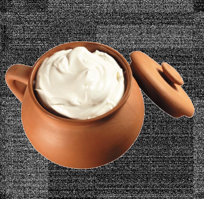 Сметана своими руками из молока