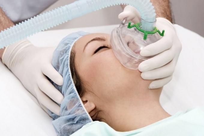 Как вывести наркоз из организма после операции