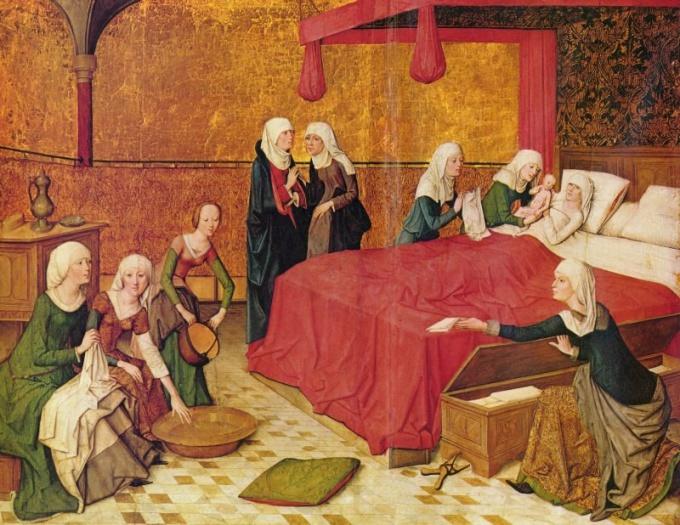 Рождество Богородицы - один из двунадесятых непереходящих праздников русской православной церкви