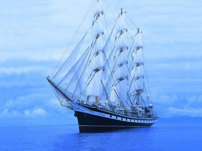 Почему на море скорость измеряется в узлах