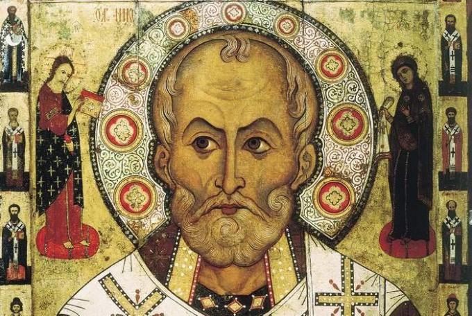Николай Чудотворец  Мирликийский – один из самых популярных и любимых в народе христианских святых
