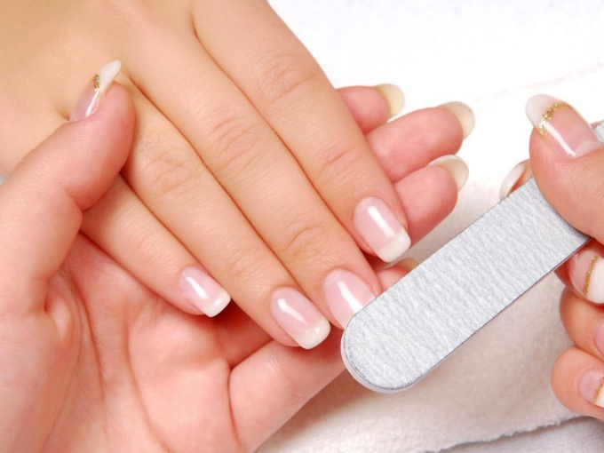 What to do if you broke a nail