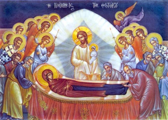 Успение Богородицы - один из важнейших христианских праздников