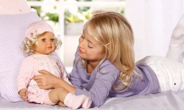 Какие интересы у девочек 5-7 лет