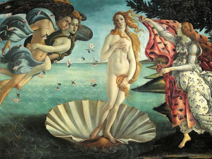 Самая известная древнегреческая богиня