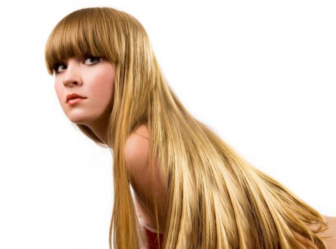 Здоровые крепкие волосы - украшение девушки
