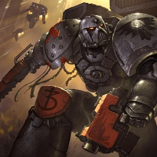 In what order to read books Warhammer 40000