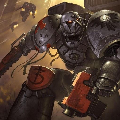 В какой последовательности читать книги Warhammer 40000