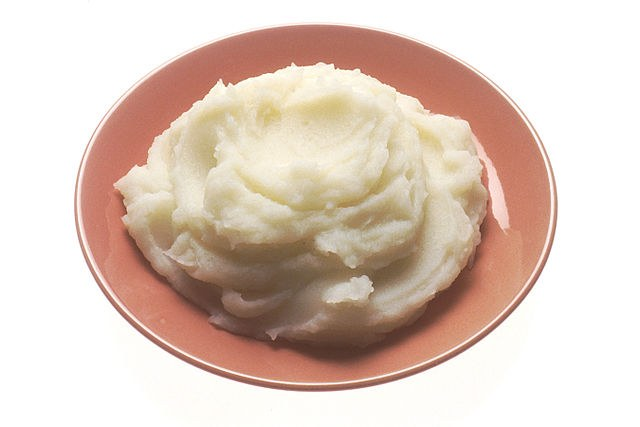 How to fix liquid mashed potatoes for dumplings