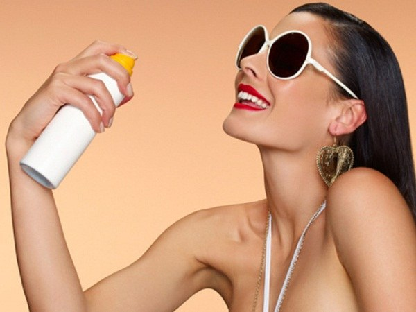 Pregnancy is not a contraindication for the application of bronzer