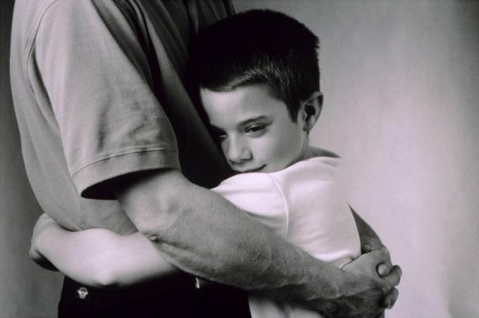 Родители - главные люди в жизни ребенка