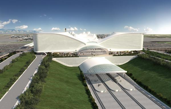Для чего построен аэропорт Денвера