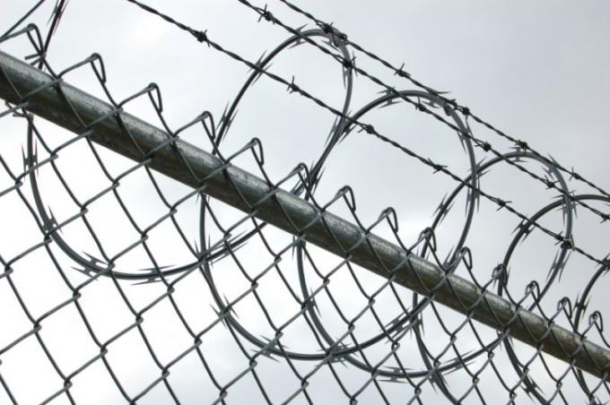 Отбывание наказания - тяжелое бремя для человека