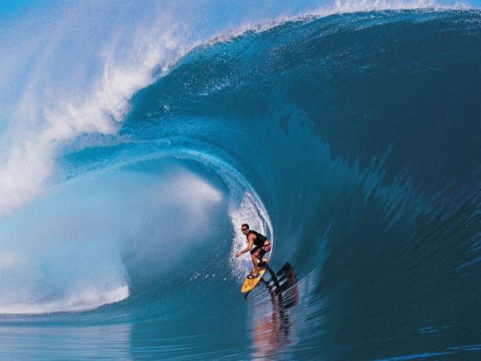 Где заниматься серфингом