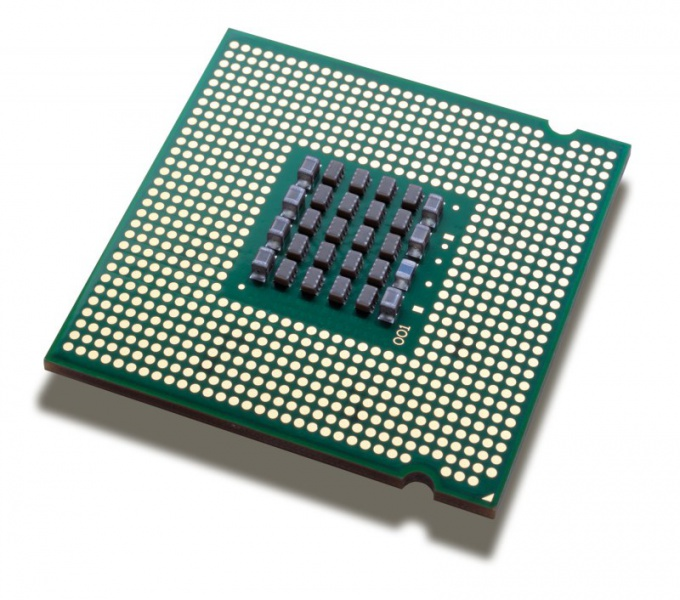 Как выглядит процессор