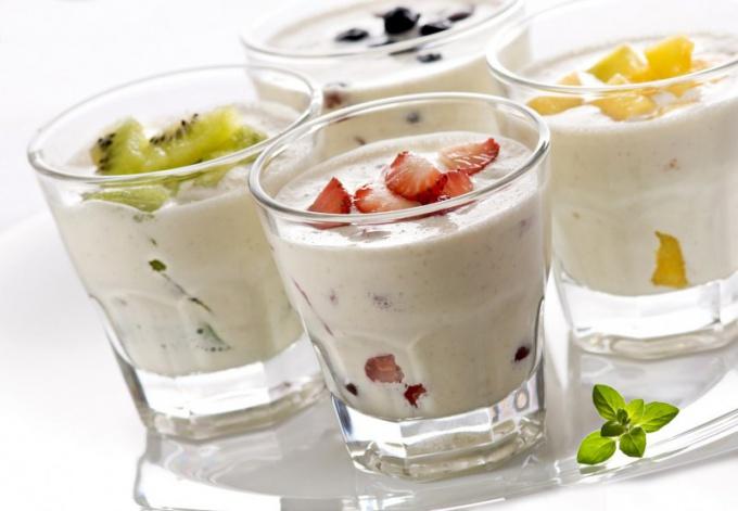 Где купить натуральный йогурт ребенку