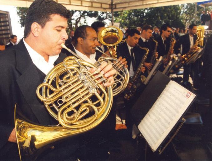 Оркестр как единое целое