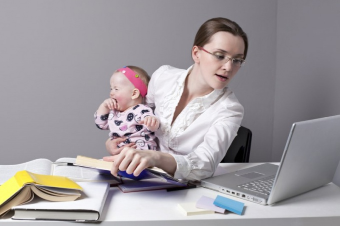 How to get a mortgage loan to woman on maternity leave