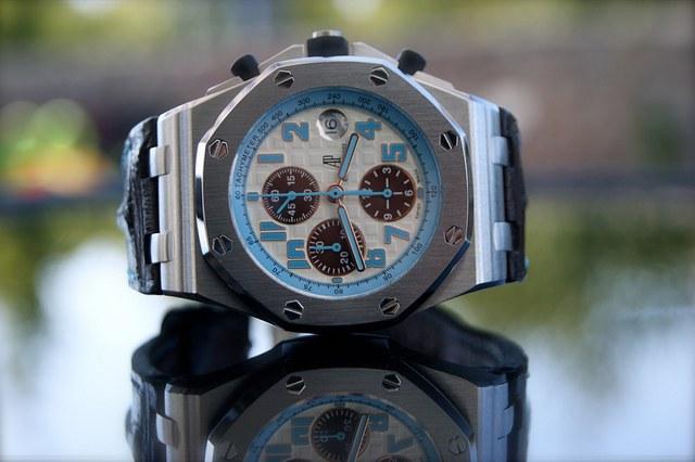 Элитные швейцарские часы Audemars Piguet Royal Oak.
