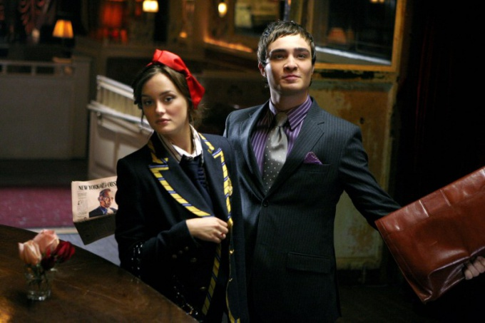 "What ended the TV series ""Gossip girl"""