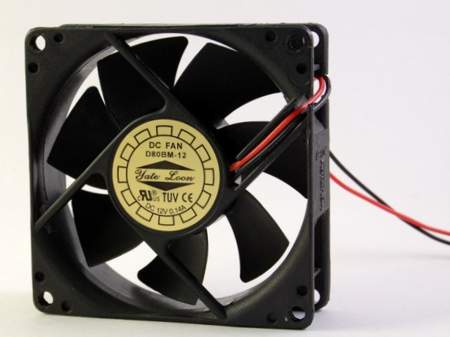 What to lubricate a computer fan
