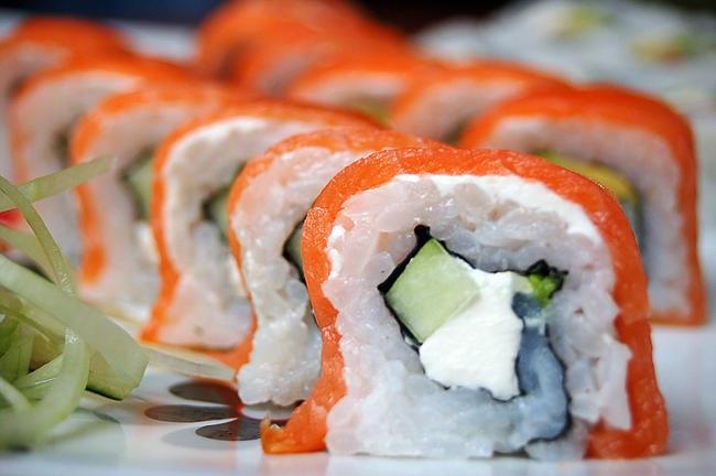 Где купить суши