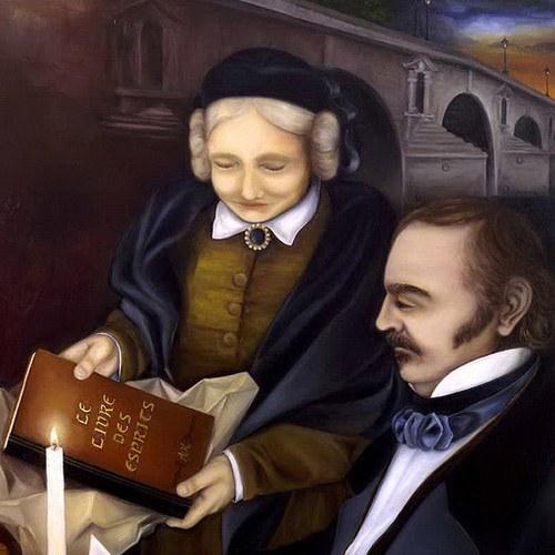 О чем «Книга духов»