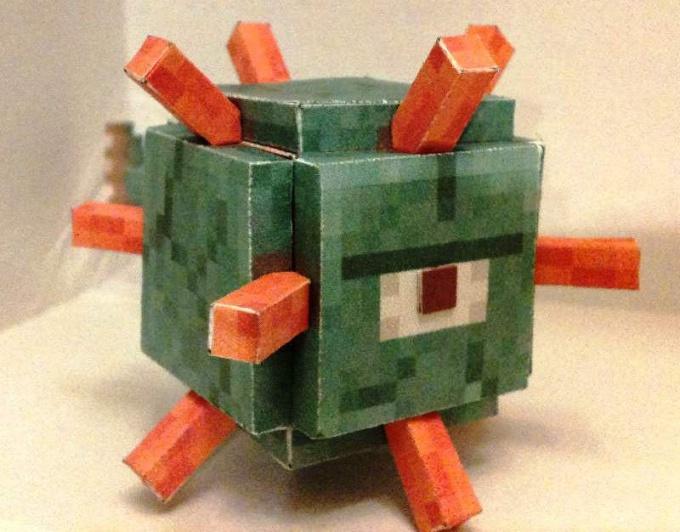 В последней версии Minecraft появились очень интересные мобы