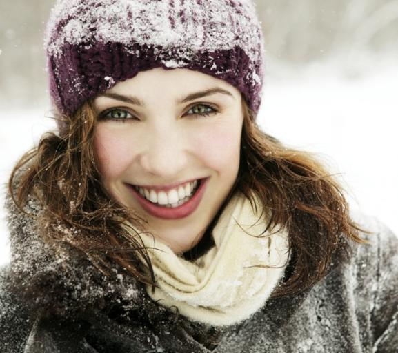 5 зимних проблем с волосами