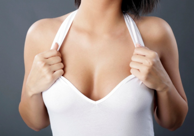 Питательные маски для груди и зоны декольте
