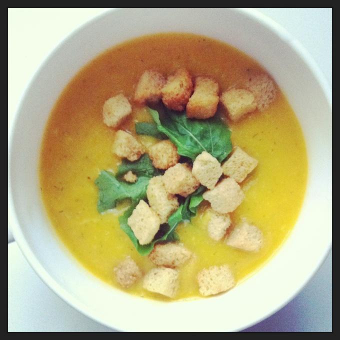 суп пюре из цукини рецепты приготовления