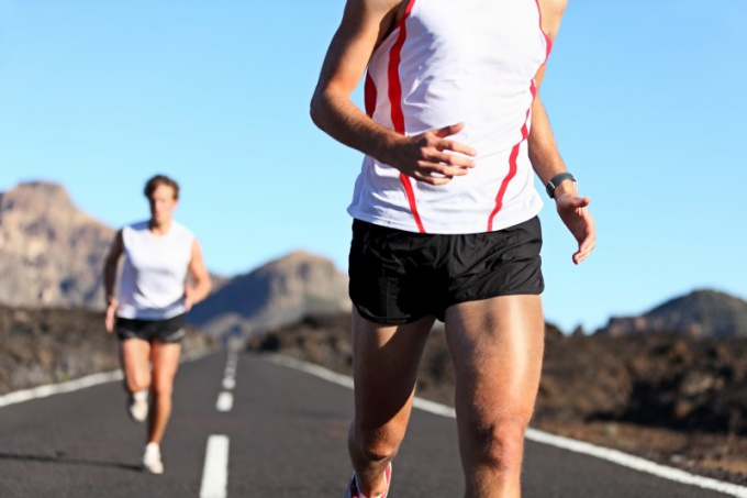 How to run long distance