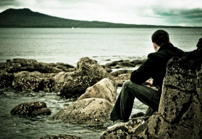 Не поддавайтесь грусти и будьте сильным