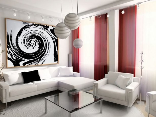 Как расставить мебель в гостиной