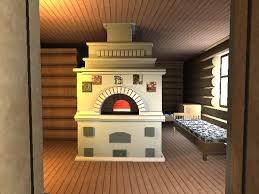 Домашняя печь