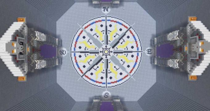 Как в minecraft сделать компас