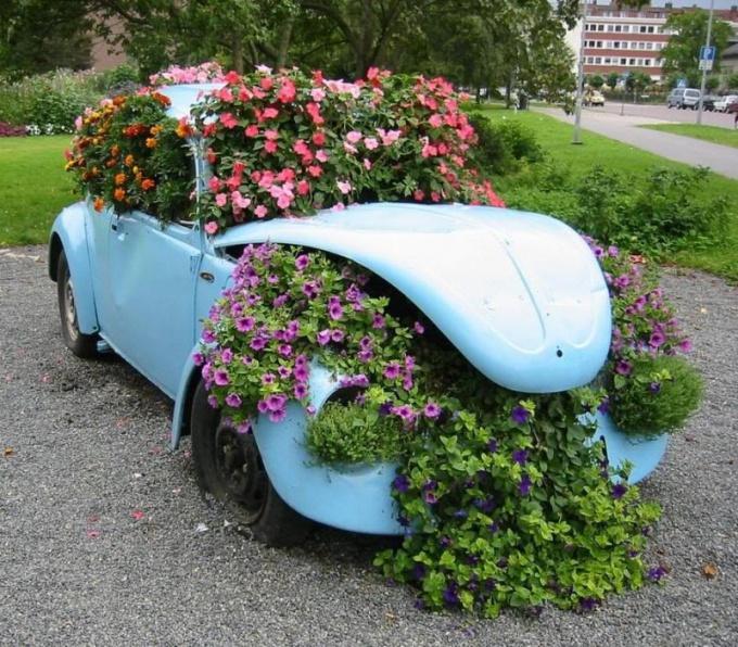Что делать со старым автомобилем