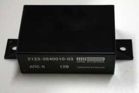 АПС6 - наиболее популчрный иммобилайзер для всех моделей ВАЗ