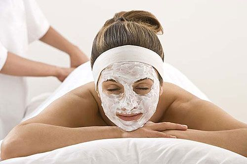 A real relaxation - eight beauty treatments