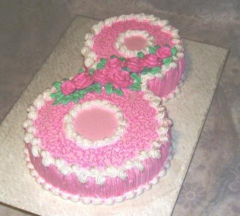 Торт «8-е Марта»